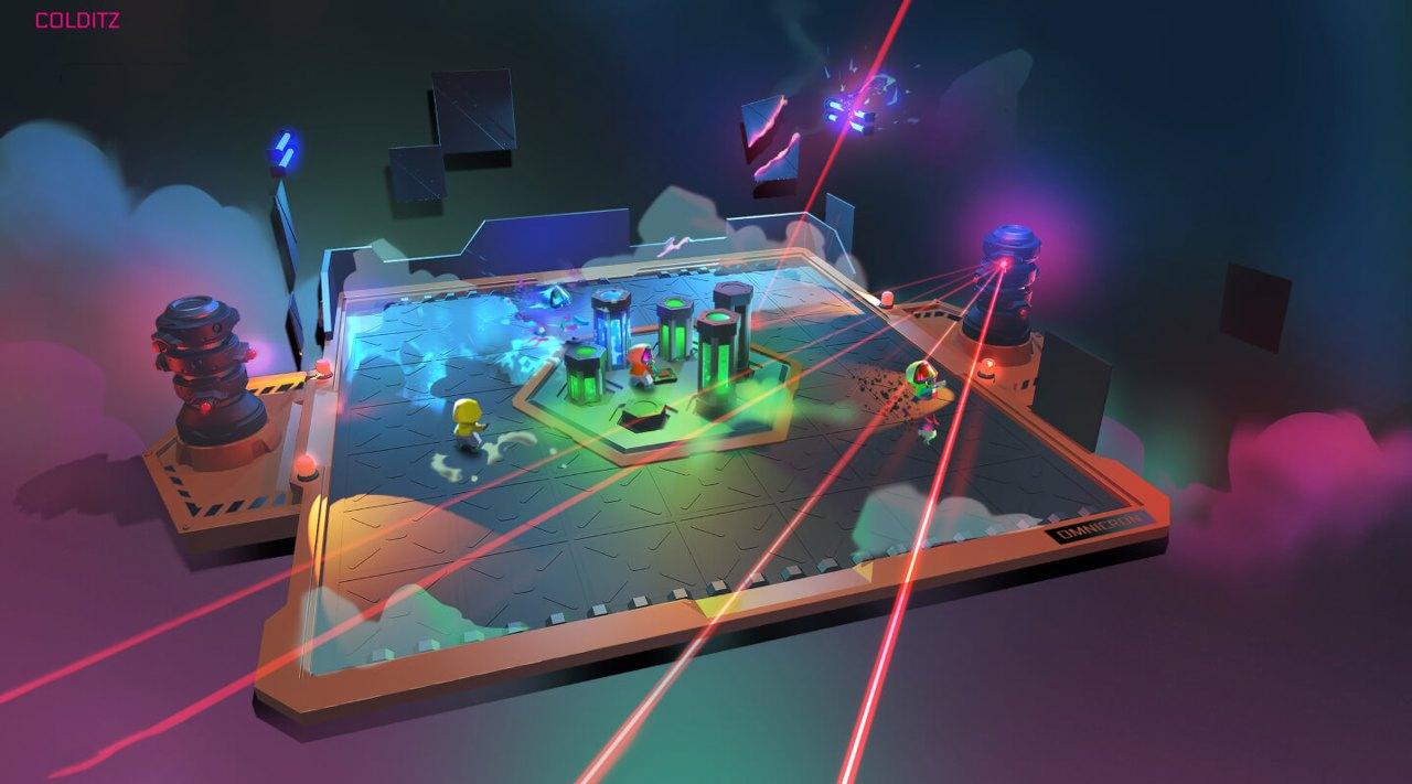 Room of Doom Level artwork